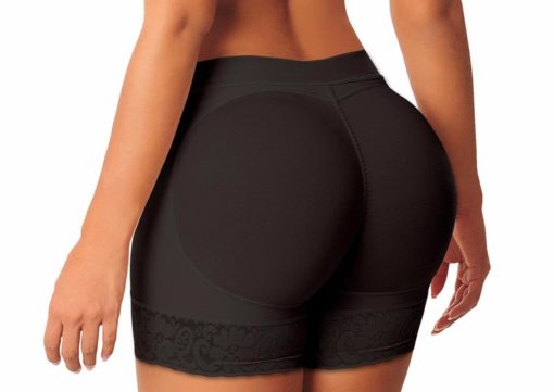 Culotte push up rembourrée invisible effet fesses rebondies - Latina Mode - 3